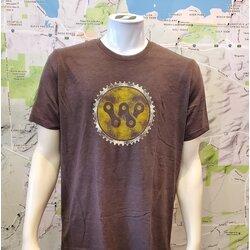 WI Bike Federation Chainring Regular Fit T-Shirt