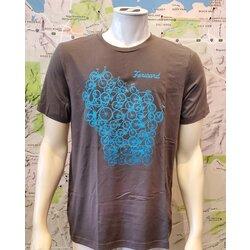 WI Bike Federation Wisconsin Bike Federation Forward Regular Fit T-Shirt