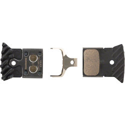 Shimano L04C DISC BRAKE PAD-METAL W/FIN