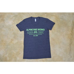 Alpine Bike Works Women's Logo T-Shirt