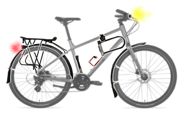 Deluxe Commuter Package