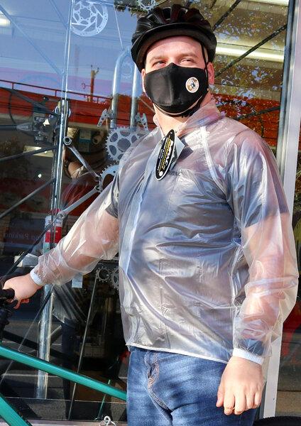 Impac Deluge PVC Waterproof Rain Jacket