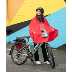 Impac Cycling Rain Cape
