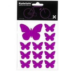 RydeSafe Butterflies Reflective Decals Kit