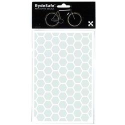 RydeSafe Hexagon Reflective Sticker Kit