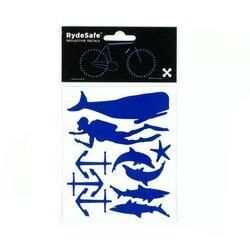 RydeSafe Nautical Reflective Decals Kit