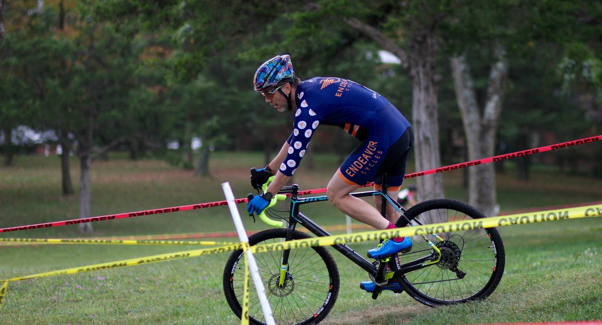 Jamie, Owner of Endeavor Cycles