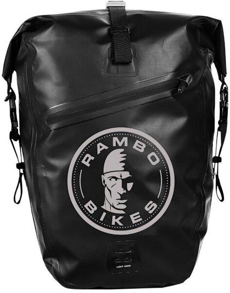 Rambo Rambo Black Waterproof Bag