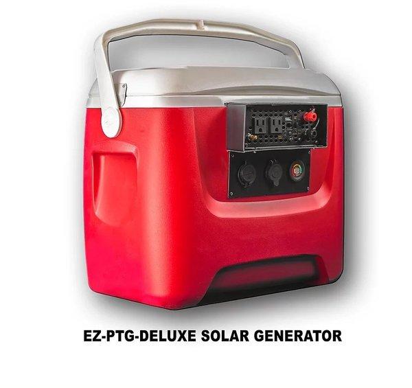 Leisure Solar Easy Power-To-Go Deluxe