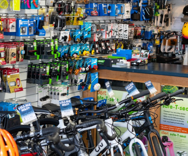 Image of bicycle products