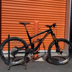 Alchemy Bikes Arktos 27.5 - XT/Enve wheelset Used