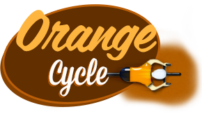 Orange Cycle Home Page