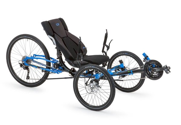 Ice Trikes FastTrack - Adventure HD 26 (HeavyDuty)