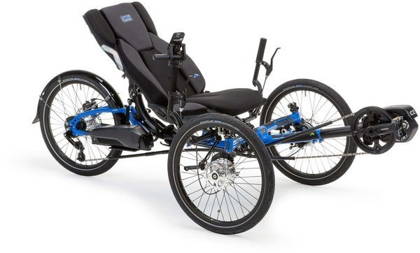 Ice Trikes FastTrack - Adventure HD 26 STEPS6100 (ELECTRIC)