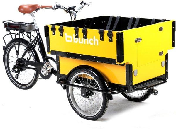 Bunch Cargo Preschool Cargo Bike - 6 Seater