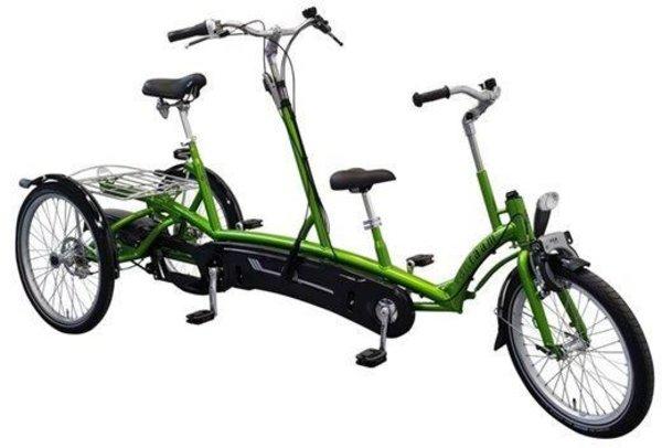 VanRaam Kivo Plus (Tandem Child+Adult) 2 Rear Wheels