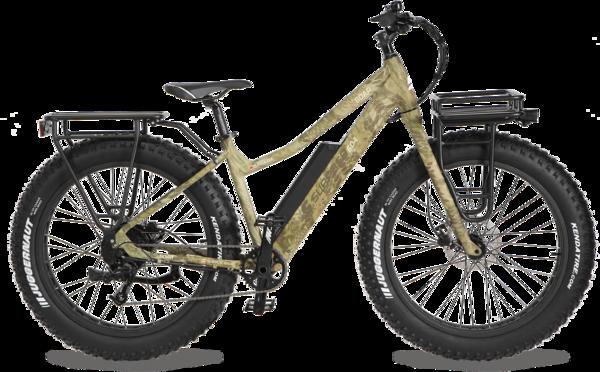 Surface 604 Electric Bikes BOAR - CAMO FAT TIRE