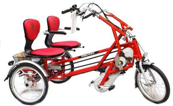 VanRaam Fun2Go (Double Rider Cycle)