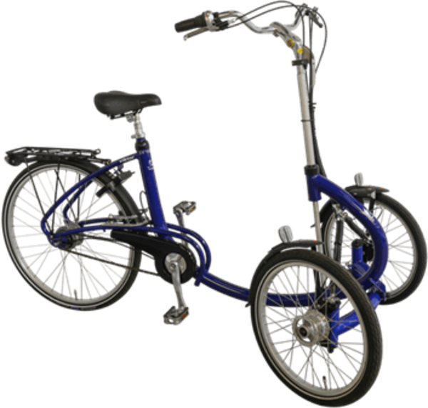VanRaam Viktor Tricycle (Adults / 2 Front Wheels / Low Step Through)