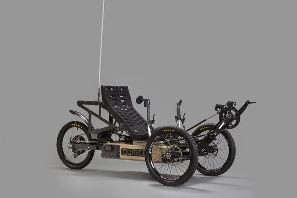 Outrider USA NOMAD (ALL-TERRAIN) | PEDAL + ELECTRIC (L)