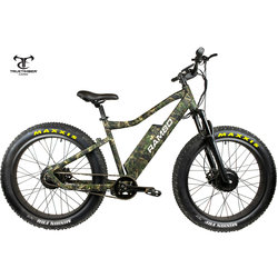 Rambo Fat Tire KRUSADER AWD X2 500 W TRUE TIMBER VIPER WOODLAND XTREME PERFORMANCE