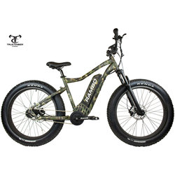 Rambo Fat Tire ROAMER 750W XC XTREME FRONT SUSPENSION TRUE TIMBER VIPER WOODLAND