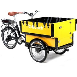 Bunch Cargo Preschool Cargo Bike - 6 Seater