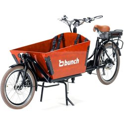 Bunch Cargo Swift: Electric Family Cargo Bike