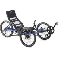 HP Velotechnik Gekko USA FX 20 (foldable) Rigid Frame