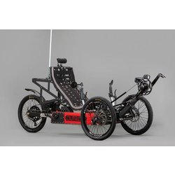 Outrider USA ALPHA (HEAVY-DUTY ROAD) | PEDAL + ELECTRIC (L)