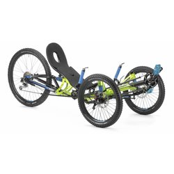 HP Velotechnik Scorpion FS 26 Enduro (Full Suspension/Foldable)