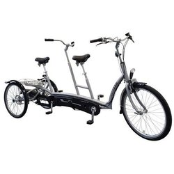 VanRaam Twinny Plus (Tandem) Two Rear Wheels