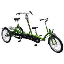 VanRaam Kivo Plus (Tandem Child+Adult) 2 Rear Wheels