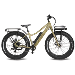 Surface 604 Electric Bikes BOAR - CAMO FAT TIRE