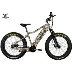 Rambo Fat Tire BUSHWACKER 750W XPC TRUE TIMBER VIPER WESTERN