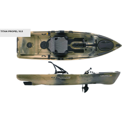 Native Kayak Titan Propel 10.5