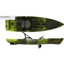 Native Kayak Titan Propel 12