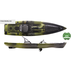 Native Kayak Titan Propel 13.5