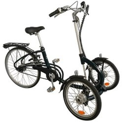 VanRaam Viktoria Tricycle (Smaller Adults / 2 Front Wheels / Low Step Through)