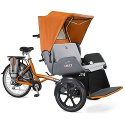 VanRaam Chat (Rickshaw)