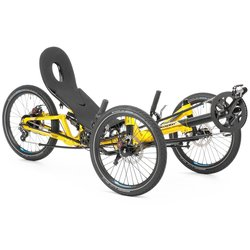 HP Velotechnik Scorpion FS 20 (Full Suspension/Foldable)