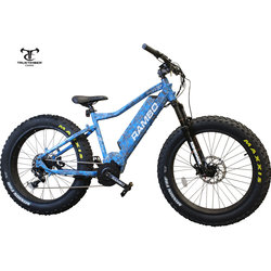 Rambo Fat Tire R1000 XPB BLUE TRUE TIMBER CAMO