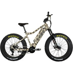 Rambo Fat Tire REBEL 1000W TRUE TIMBER VIPER WESTERN XTREME PERFORMANCE
