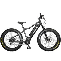 Rambo Fat Tire NOMAD 750W XPS CARBON XTREME PERFORMANCE