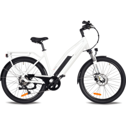 Surface 604 Electric Bikes ROOK - STEP THROUGH COMMUTER