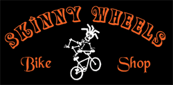 Skinny Wheels Bike Shop Home Page