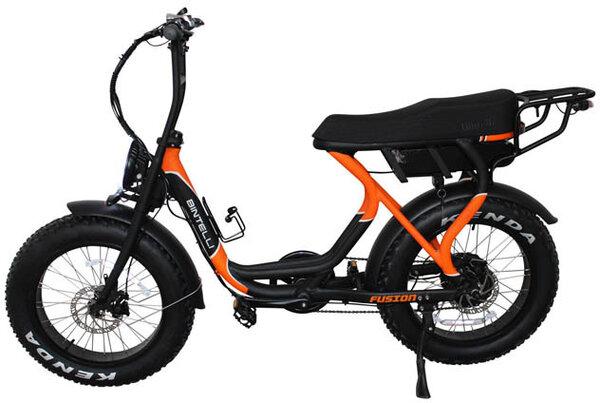 Bintelli Bicycles Fusion