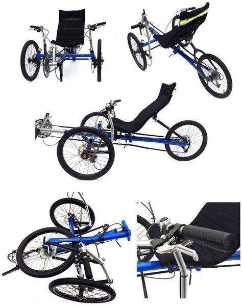 Trident Trikes E Titan