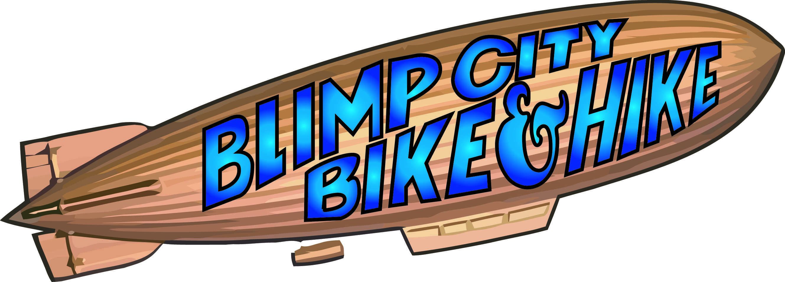 Blimp City Bike and Hike