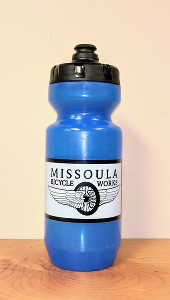 Missoula Bicycle Works MBW 22oz Purist Water Bottle